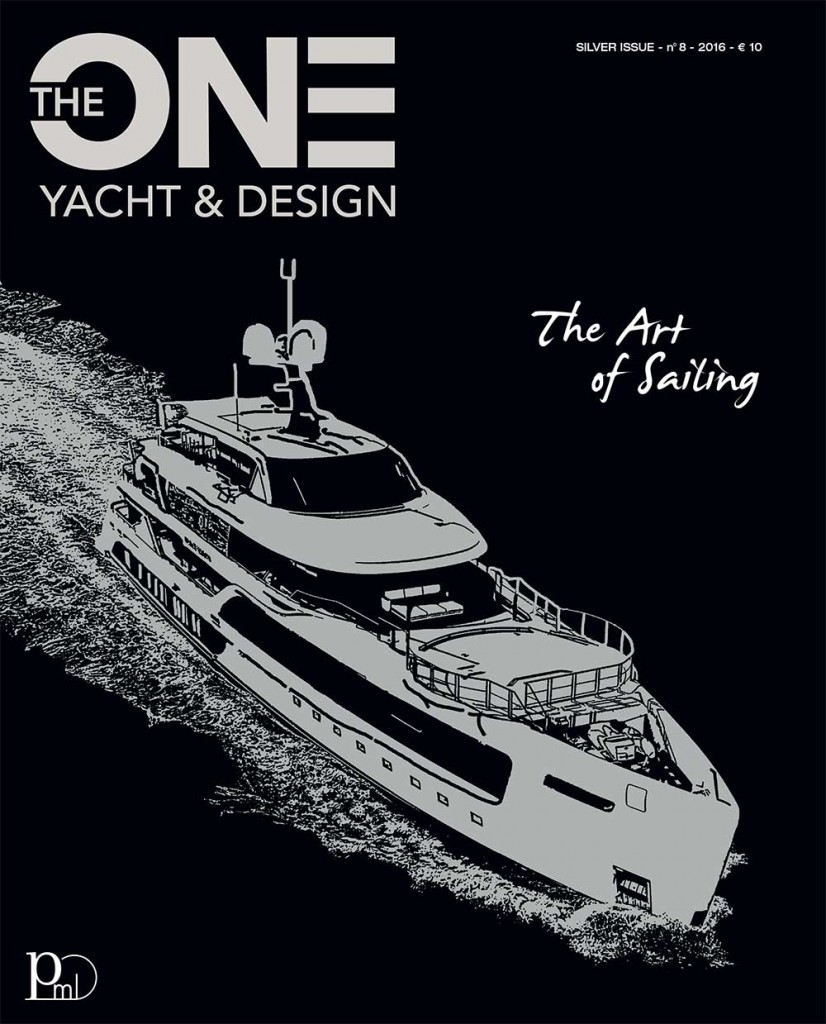 THE ONE Yacht & Design SILVER ISSUE - ottobre/novembre/dicembre 2016
